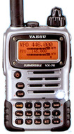 Радиостанция YAESU VX-7R