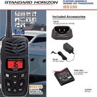 Радиостанция Standard Horizon HX-150