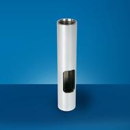 Переходник - крепление для у становки антенны АШС-1210М на поворотном кронштейне (нержавеющем или пластиковом)