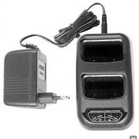 Быстрое двухпозиционное зарядное устройство для IC-4008 / 4088 в комплекте с сетевым адаптером (адаптер BC-10 12В 1А)