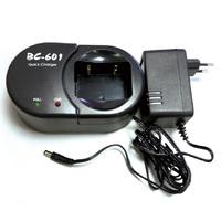 Настольное быстрое зарядное устройство ICOM BC-602 F50