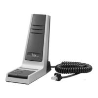 Микрофон настольный Icom SM-26