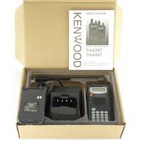 Радиостанция KENWOOD TH-K2AT Max Li-ion