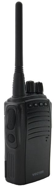 Vector VT44 PRO Безлицензионная LPDPMR рация