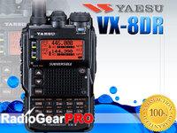 Радиостанция YAESU VX-8DR
